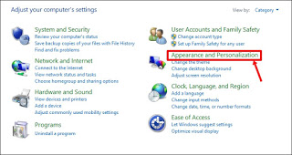 cara menampilkan file hidden windows 8