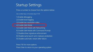 Cara Masuk Safe Mode Windows 8 dan 8.1