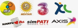 Cara Setting APN Internet Indosat, XL, 3, Axis