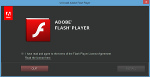 Cara Update Adobe Flash Player