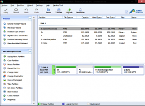 Cara Partisi Hardisk Windows 8