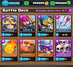 Cara Cheat Clash Royale