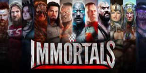 cara cheat wwe immortals
