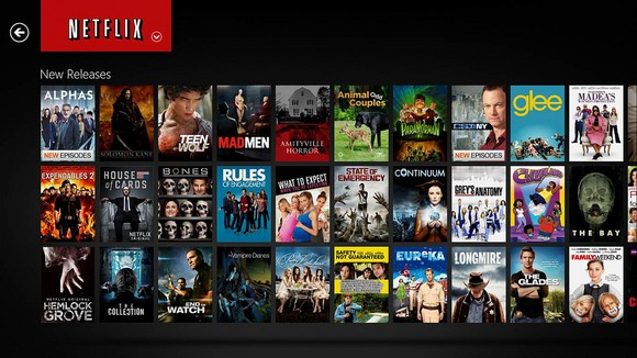 cara download di neflix